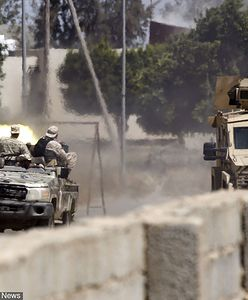 Libia. Co najmniej 40 osób zginęło w ataku na areszt dla imigrantów