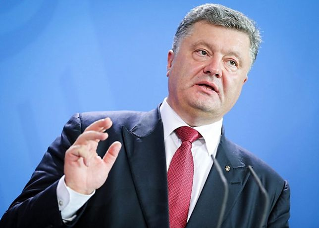 Petro Poroszenko o sporze z Polską. Rozwiąże to specjalna komisja