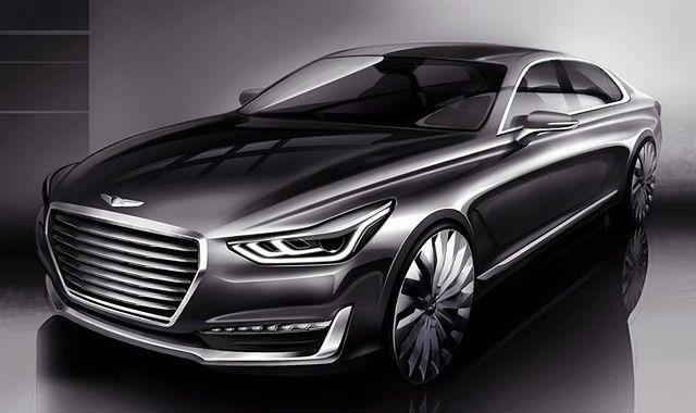 Genesis, nowa marka Hyundaia, bije rekordy popularności