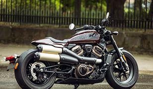 Zadebiutował Harley-Davidson Sportster S. Bardziej sportowy niż kiedykolwiek
