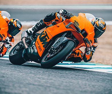 KTM RC 8C to powrót Austriaków do świata motocykli sportowych