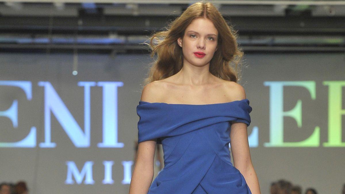 Olga Kaczyńska przez jakiś czas próbowała zrobić karierę w modelingu