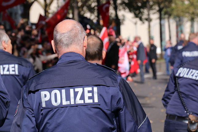 Niemcy. Atak nożownika w Oberhausen