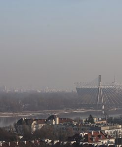 Smog Warszawa - 9 stycznia. Sprawdź, jaka jest dziś jakość powietrza