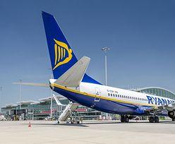 250 lotów Ryanaira odwołanych. W Polsce więcej niż zapowiadano