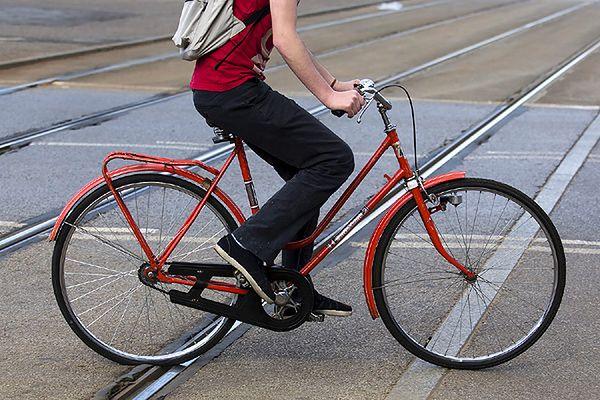 Gdyński rowerzysta zgłosił przestępstwo. Teraz to on zostanie ukarany?
