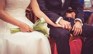 Ślub byłego partnera może wywoływać skrajne emocje
