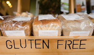 Produkty bezglutenowe są polecane osobom z nietolerancją pokarmową, w tym celiakią.