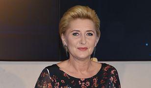 Agata Duda znana jest z udanych stylizacji