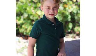 Szóste urodziny księcia George. Prywatne zdjęcia