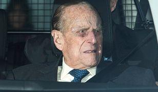 Książę Filip zrzekł się prawa jazdy