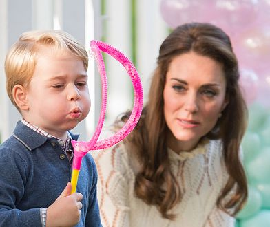Książę Jerzy i księżna Kate na wydarzeniu w Kanadzie