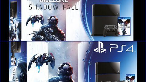 PlayStation 4 pojawi się również w zestawie z Killzone Shadow Fall