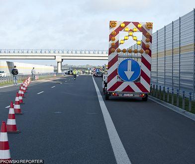 W poniedziałkowy poranek doszło do kilku wypadków na warszawskich drogach