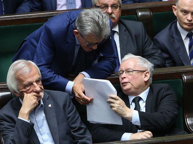 Wyniki wyborów 2019. Stanisław Piotrowicz bez mandatu