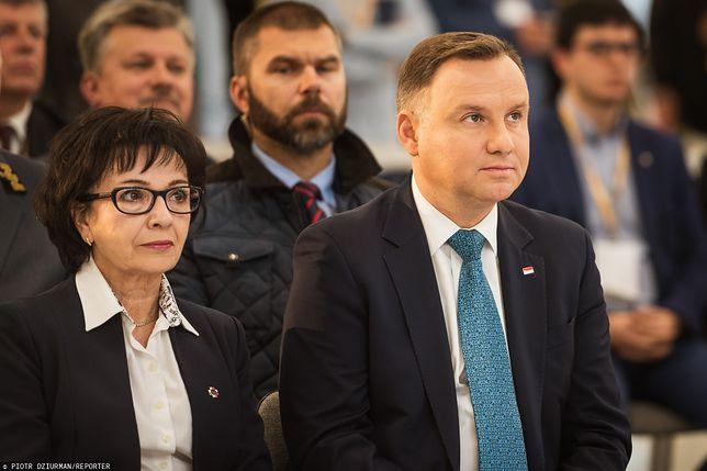 Wybory prezydenckie. O ich terminie zdecyduje marszałek Sejmu Elżbieta Witek