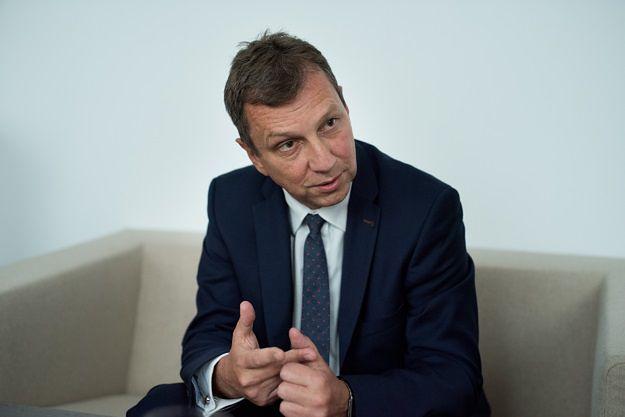 Andrzej Halicki: wyroki należy wykonywać. Poproszę Julię Piterę, żeby zachowywała się według standardów