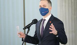 Afera respiratorowa. KO składa wniosek o zwołanie komisji ds. służb specjalnych