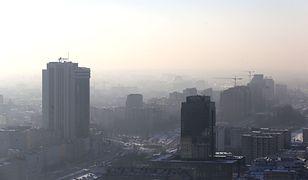 Smog. Potężna liczba zgłoszeń w straży miejskiej