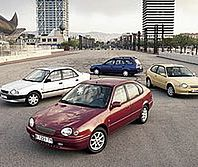 Toyota Corolla kończy 50 lat