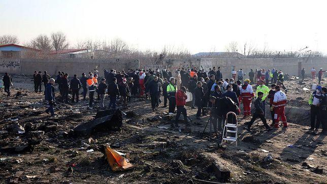 Media: ukraiński Boeing zestrzelony