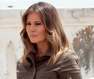 Melania Trump ma 48 lat