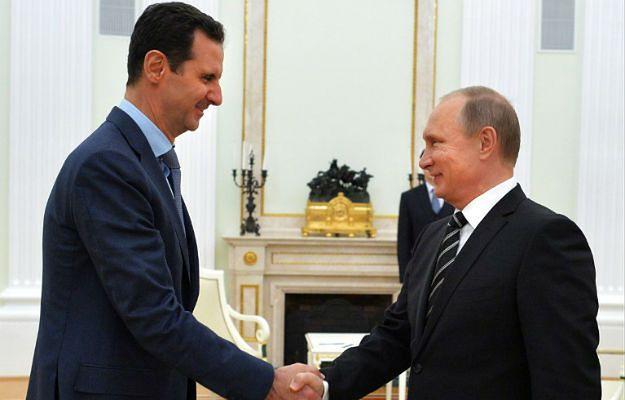 """Rosja nadal będzie wspierała Syrię. """"Zapewnimy pomoc w ofensywie przeciwko terrorystom"""""""