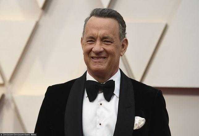 Tom Hanks wygrał z koronawirusem