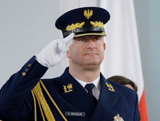 Kancelaria Sejmu dementuje odwołanie komendanta SM