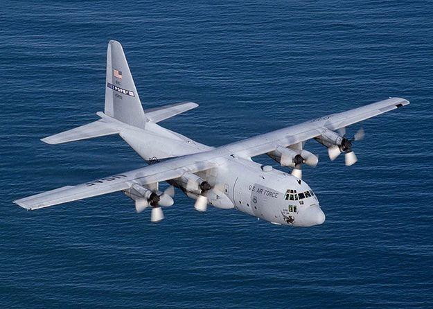 Katastrofa amerykańskiego samolotu transportowego w Afganistanie - zginęło 11 osób