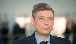 Mariusz Witczak razem z Robertem Kropiwnickim domagają się dymisji marszałka Sejmu Marka Kuchcińskiego