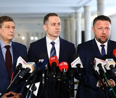 Posłowie PO zapewniają, że nie odpuszczą ws. lotów marszałka Sejmu Marka Kuchcińskiego