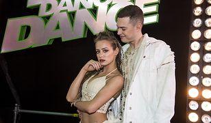 """Wiktoria Gąsiewska i Adam Zdrójkowski w """"Dance, Dance, Dance"""""""