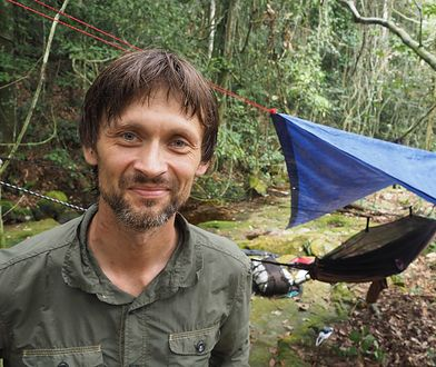 Dominik Szmajda jest zafascynowany lasami równikowymi od dzieciństwa