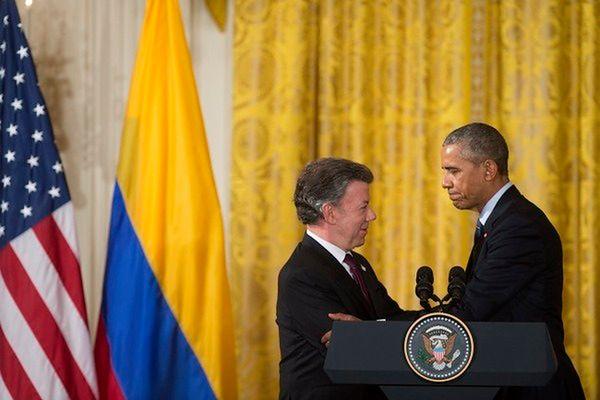 Obama zaoferował Kolumbii pomoc w wysokości 450 mln dolarów