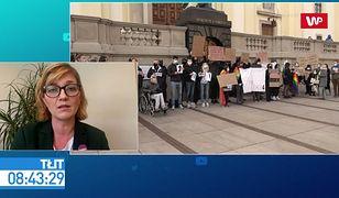 Strajk Kobiet. Magdalena Biejat odpowiada abp. Markowi Jędraszewskiemu