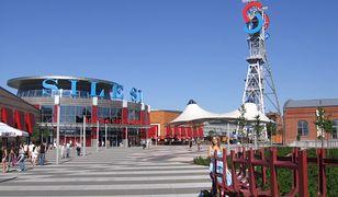 Silesia City Center w Katowicach jest największym centrum handlowym na Śląsku.
