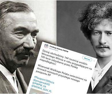 Witos jak Paderewski. Zabawna pomyłka na 144. urodziny ludowca