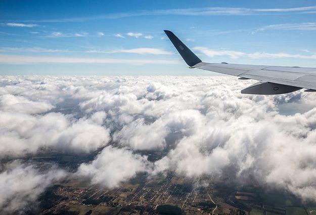 Awaryjne lądowanie w Irlandii. Samolot wpadł w silne turbulencje