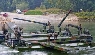 Niemiecki most pływający M3G