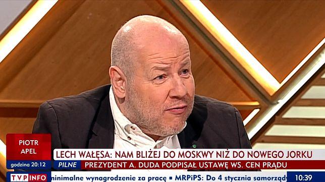 """Senator Libicki uważa, że Lech Wałęsa chwali Putina tak jak Kornel Morawiecki.""""Czas na emeryturę"""""""