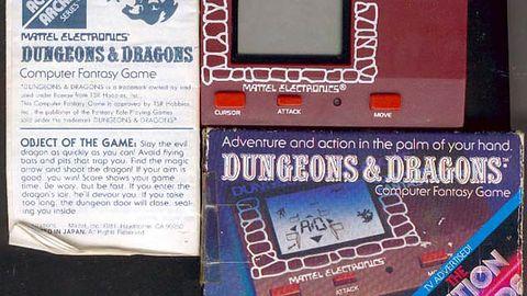 Prehistoria - pierwsze elektroniczne adaptacje Dungeons and Dragons
