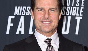 Tom Cruise będzie realizował jeden ze swoich filmów w kosmosie