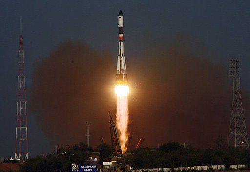 Statek kosmiczny rozbił się we wschodniej Rosji