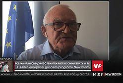 """Siódma debata na temat Polski w UE. Miller: """"Jesteśmy na marginesie"""""""