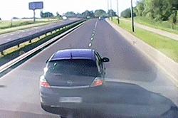 Szeryfowie drogowi. Działają irracjonalnie, ale nie odpuszczają