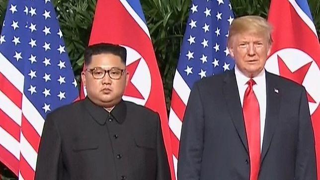 Kim Dzong Un i Donald Trump nie doszli do porozumienia w Hanoi