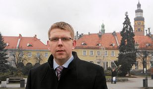Mieczysław Kieca, prezydent Wodzisławia Śląskiego