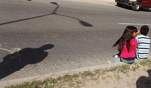 Dzieci w szponach meksykańskich karteli narkotykowych