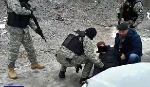 Funkcjonariusze CBŚP zatrzymali mężczyznę, który wysadził auto płockiego przesiębiorcy